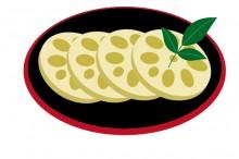 レンコンの栄養と効能